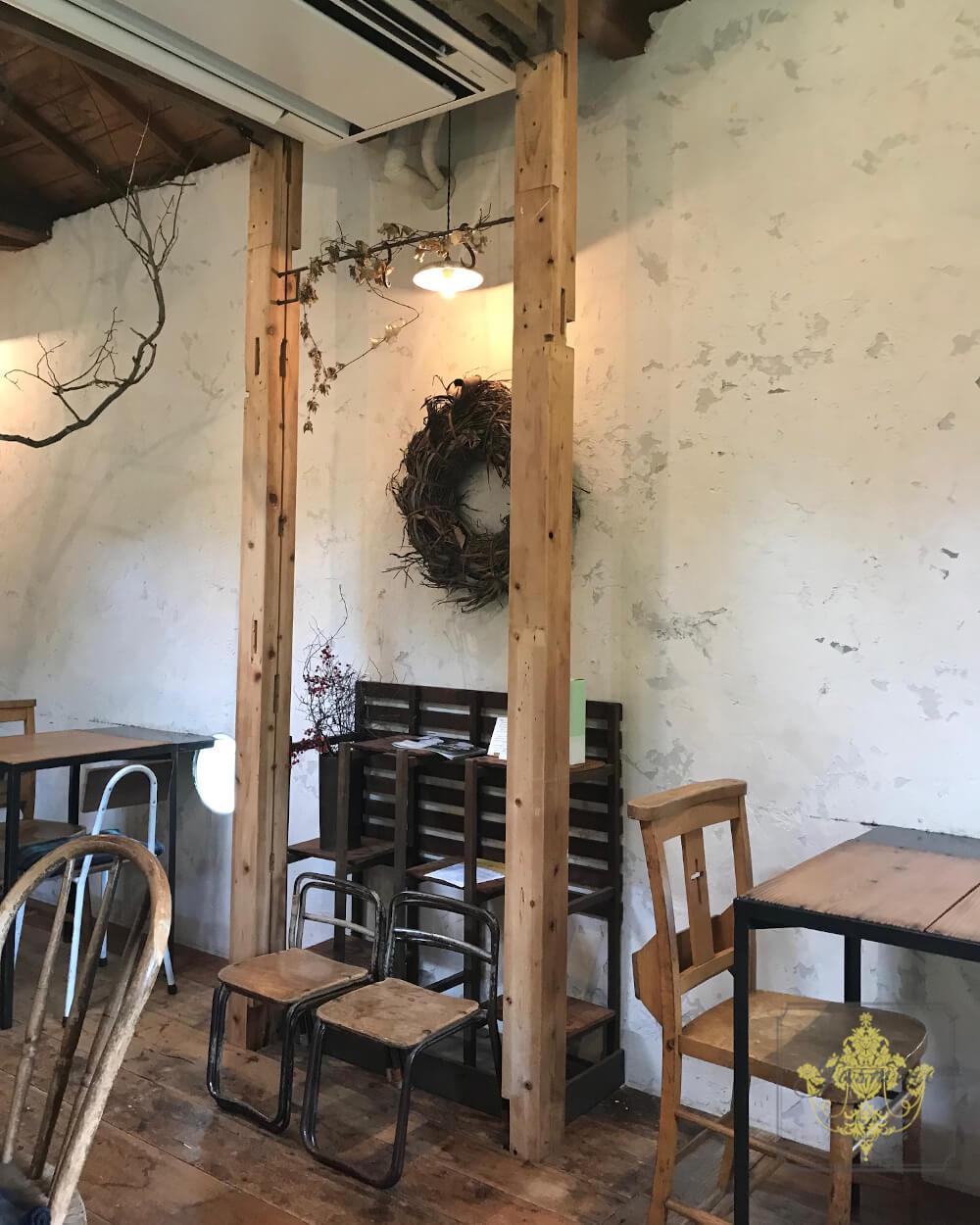 cafe ONIWA 店内1