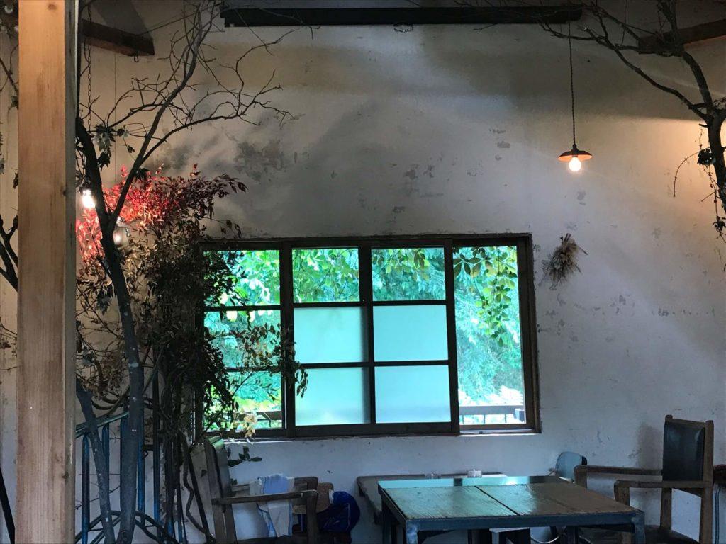 cafe ONIWA 店内2