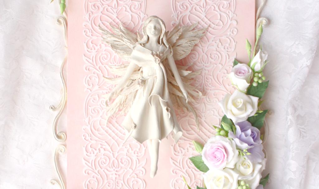 クレイの世界二人展 春の訪れ 妖精